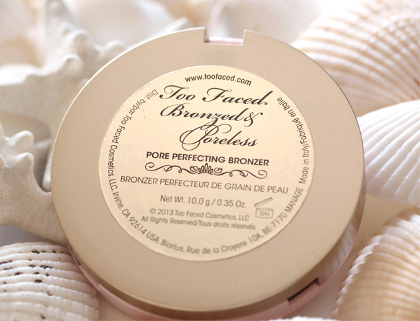 Too Faced Bronzed Poreless Pore Perfecting Bronzer 17a