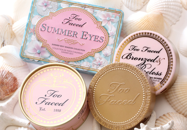 Too Faced Hello Sunshine Collection Summer 2013