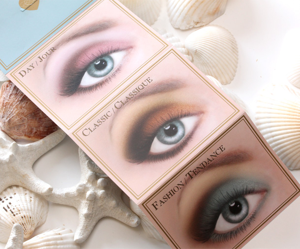Too Faced Summer Eyes Summer Sexy Shadow Collection 11d
