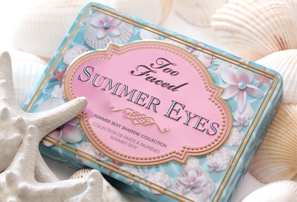 Too Faced Summer Eyes Summer Sexy Shadow Collection 8