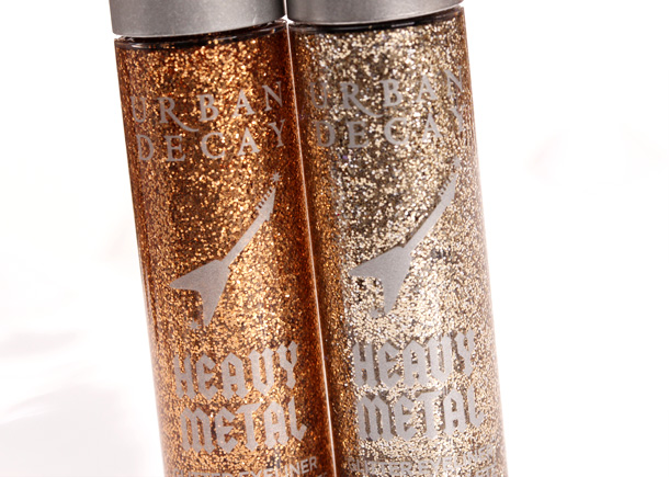 Urban Decay Heavy Metal Glitter Eyeliners picture closeup