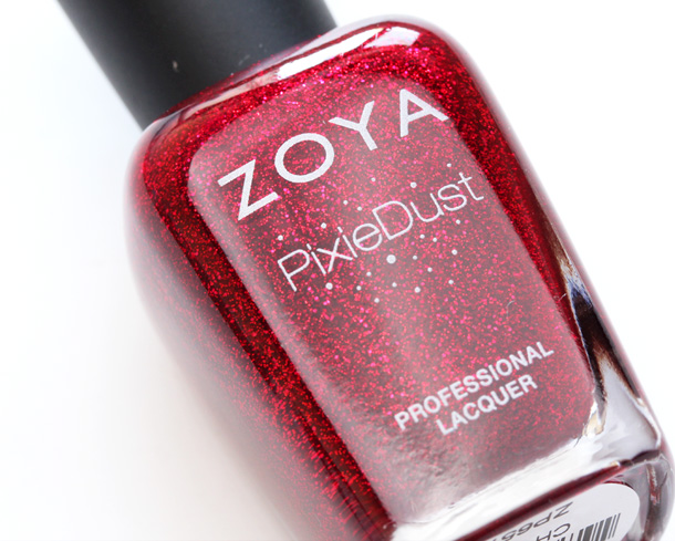 Zoya's Pixie Dust Nail Polish in Chyna small