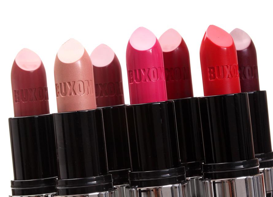 Buxom Full-Bodied Lipstick big