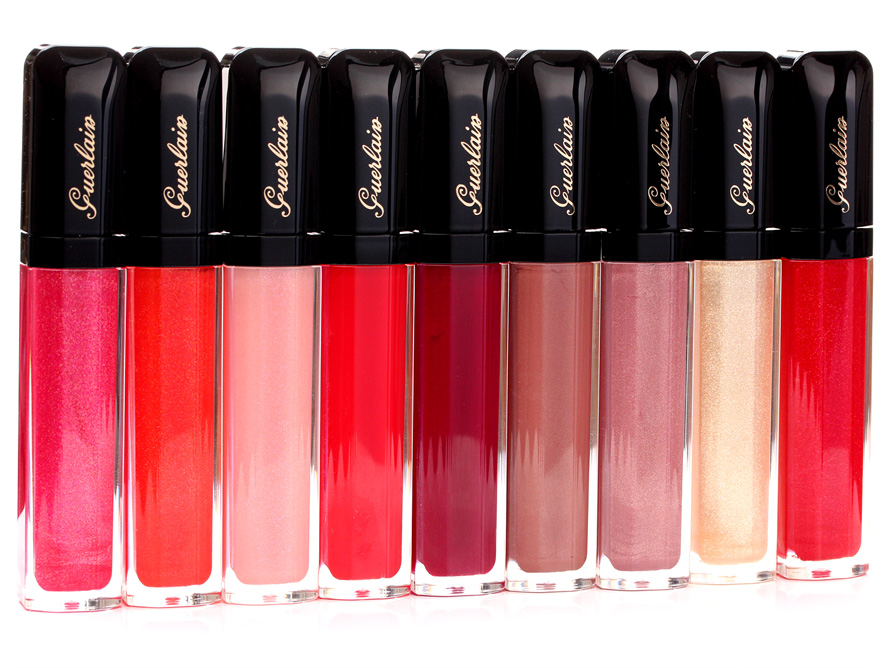 Guerlain's Gloss d'Enfer Maxi Shines big