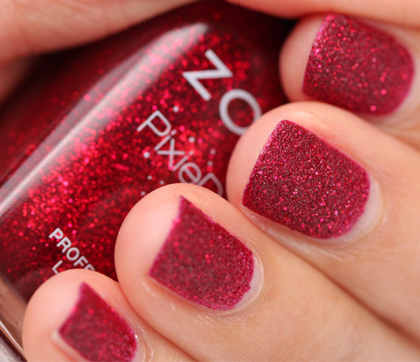 Zoya's Pixie Dust Nail Polish in Chyna Swatch