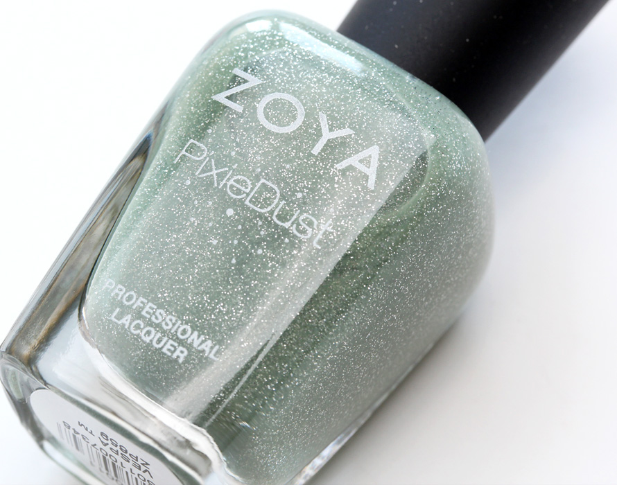 Zoya Pixie Dust in Vespa big