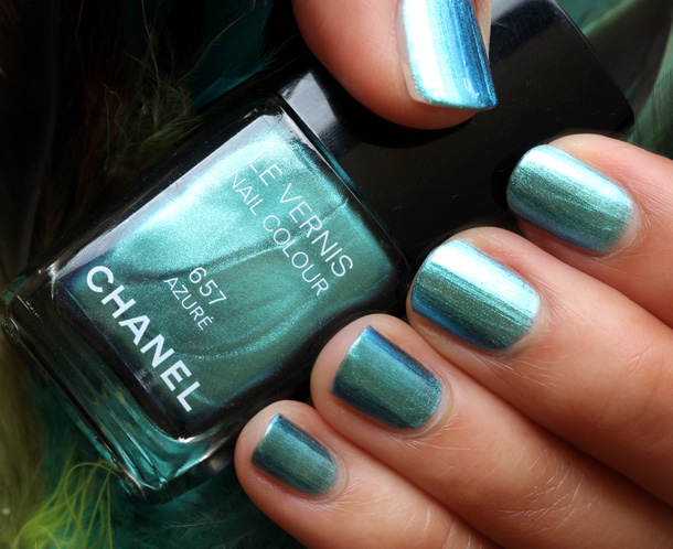 Chanel Hologram Nail Polish - Best Nail ImageBrain.Co