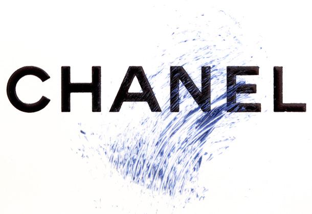 Chanel Bleu Le Volume De Chanel Mascara swatch