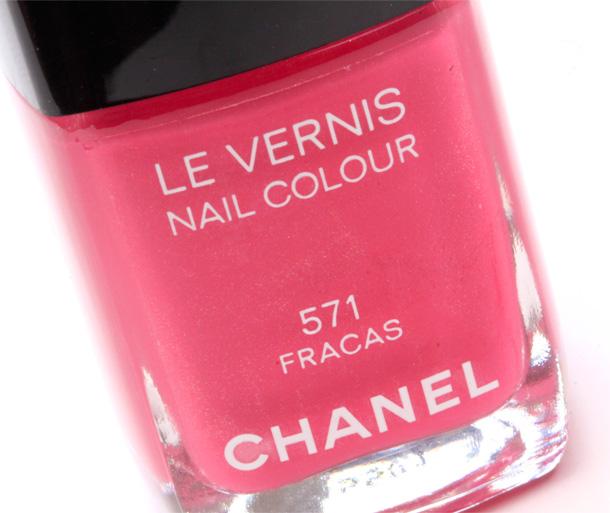 Chanel Fracas Nail Polish 610