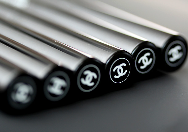 Chanel Stylo Eyeshadow caps