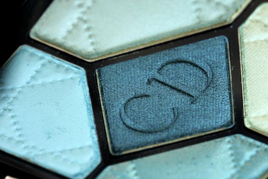 Dior Blue Lagoon 5 Couleurs Eyeshadow