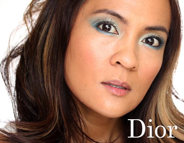 Dior Blue Lagoon Eyeshadow Palette