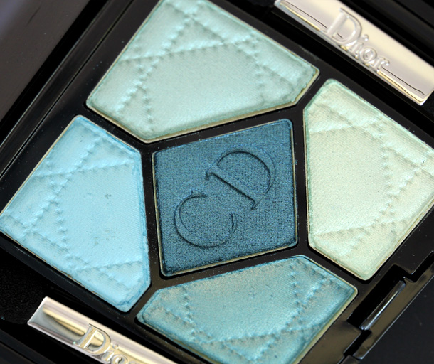 Dior Blue Lagoon Eyeshadow Palette picture