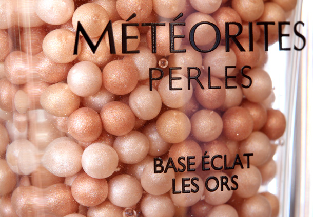 Guerlain Météorites Perles Les Ors Primer from the Terra Ora collection for summer 2013