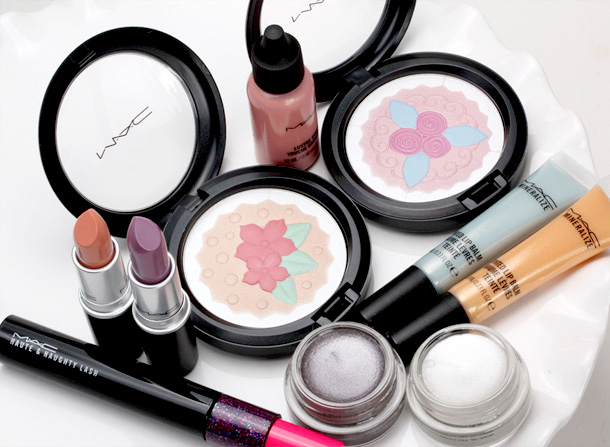 The MAC Baking Beauties collection