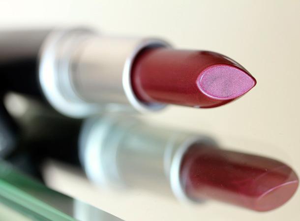 MAC Nudes & Metallics: Pre-Raphaelite Lipstick