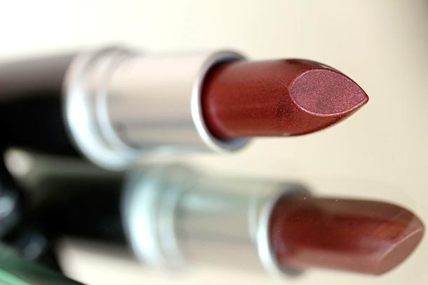 MAC Nudes & Metallics: Subverted Lipstick