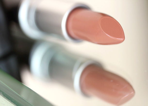 MAC Nudes & Metallics: Wholesome Lipstick