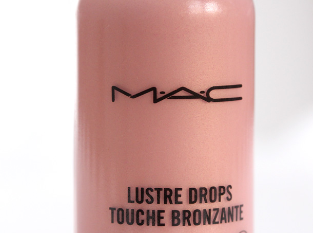 MAC Pink Rebel Lustre Drops