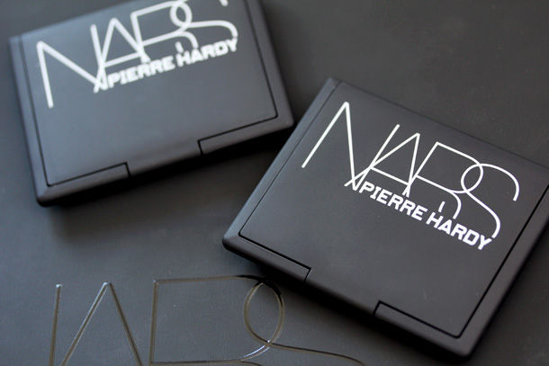 NARS Pierre Hardy Blush Packaging