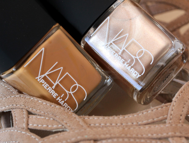 NARS Pierre Hardy Easy Walking Nail Polish Duo