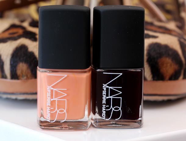NARS Pierre Hardy Sharplines Nail Polish Duo