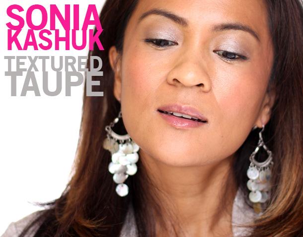 Sonia Kashuk Textured Taupe