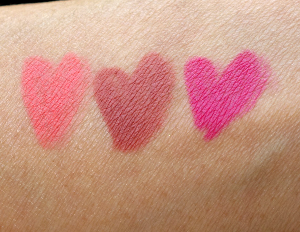 bareMinerals Marvelous Moxie Lipliner in Energized, Exhilarated and Jazzed
