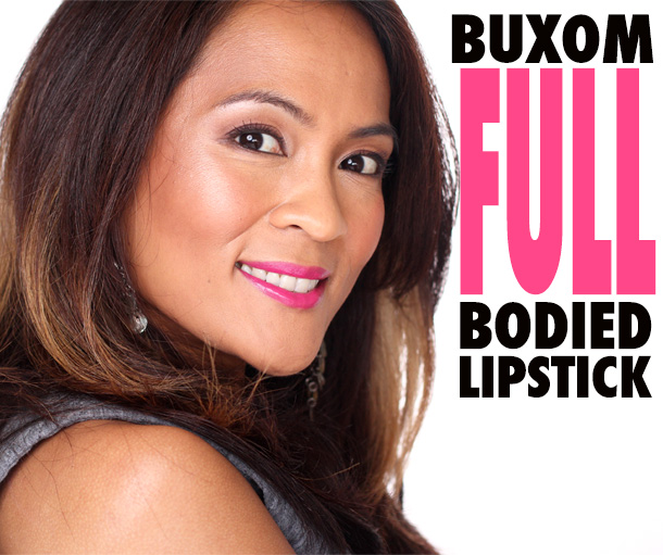 Buxom Full-Bodied Lipstick