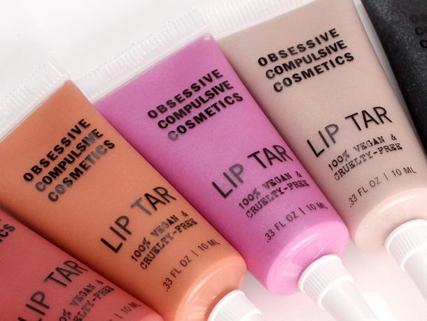 Obsessive Compulsive Cosmetics Sci-Fi Lullabies Lip Tars closeup