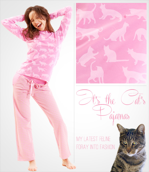 Tabs for It's the Cat's Pajamas, by Tabs