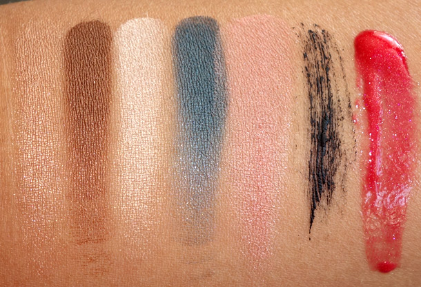Benefit The Rich Is Back swatches