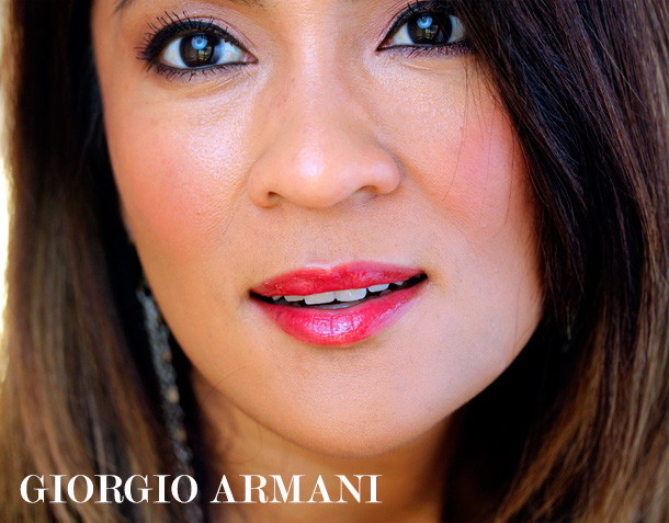 Giorgio Armani Flash Lacquer in Rouge 400
