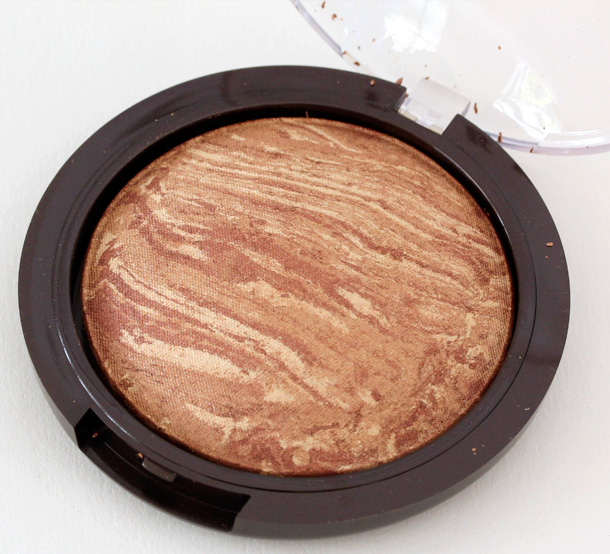 LORAC TANtalizer Glow to Go Collection TANtalize Me Baked Bronzer