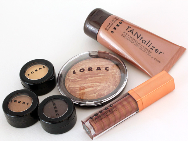 LORAC TANtalizer Glow to Go Collection