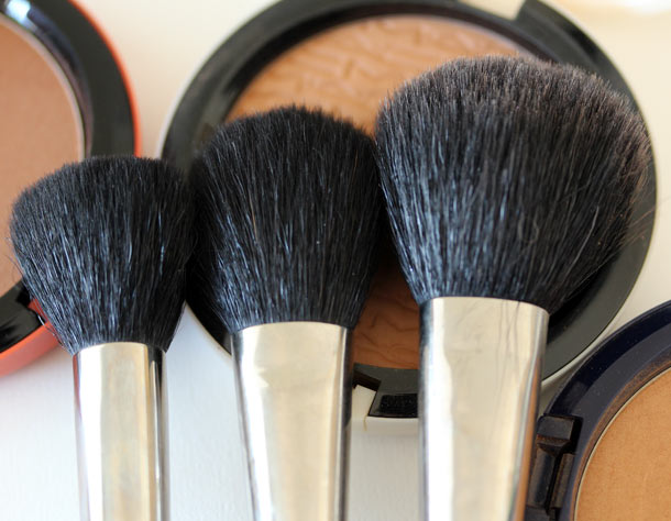 MAC 109 Small Contour Brush with 116 129