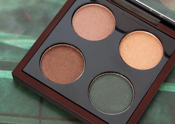 MAC Bare My Soul Eyeshadow X 4