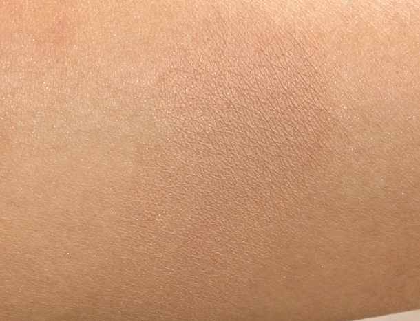 MAC Nude on Board Pro Longwear Bronzer swatch