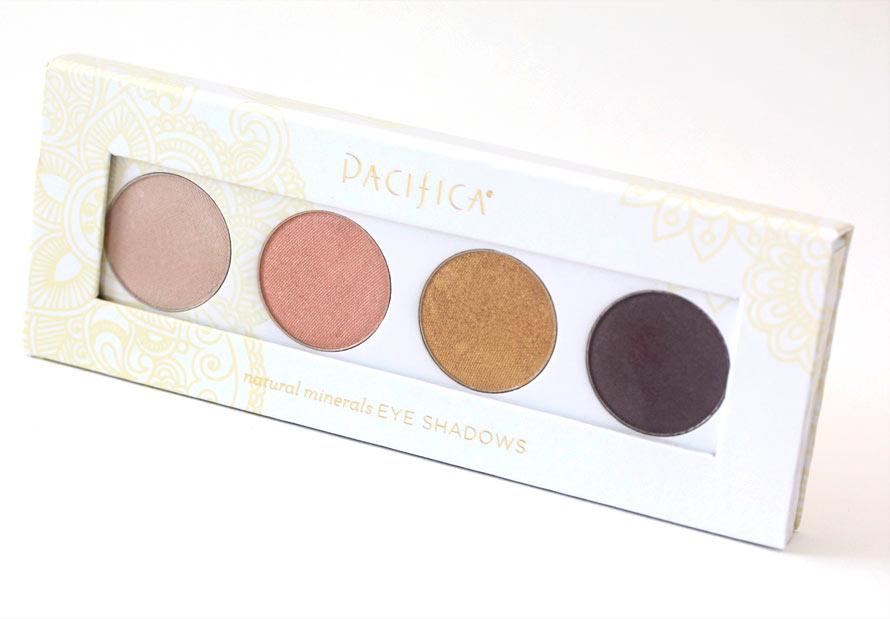 Pacifica Enlighten Eye Brightening Shadow Palette 1
