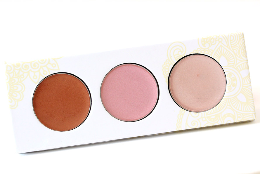 Pacifica Radiant Shimmer Coconut Multiples Palette large