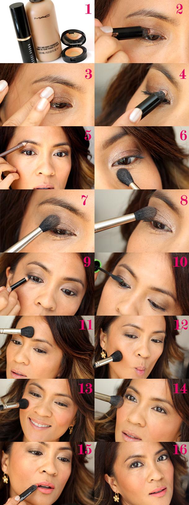 Two Brush Makeup Tutorial