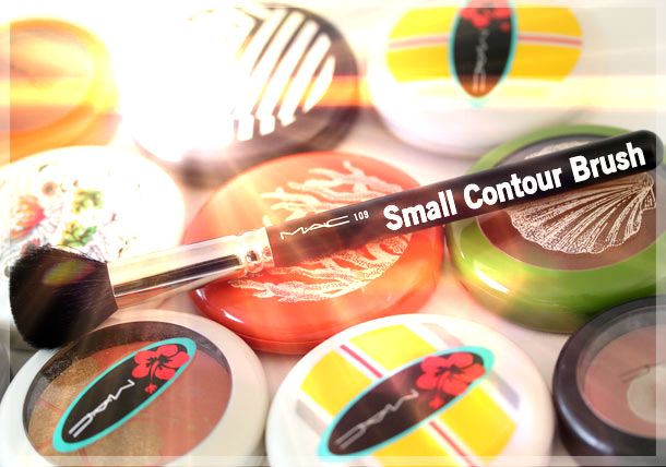 MAC 109 Small Contour Brush