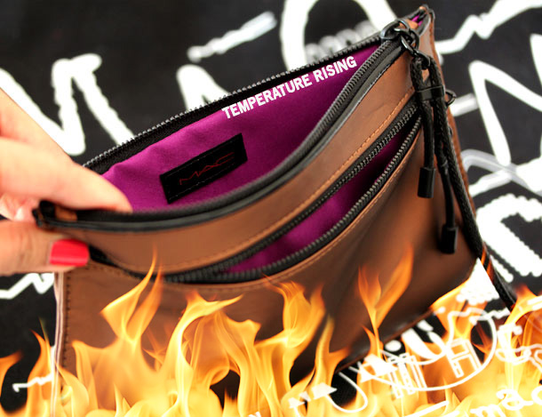 MAC Temperature Rising Makeup Bag