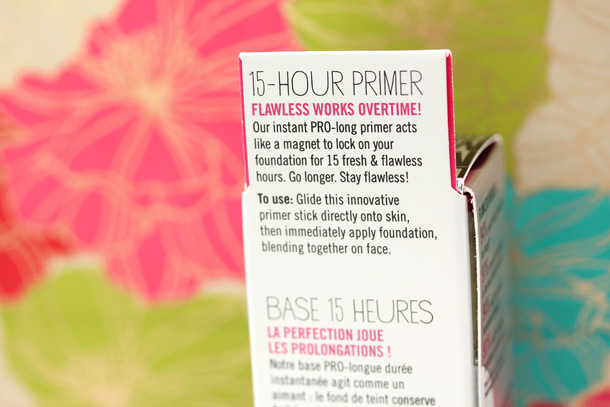 Benefit Stay Flawless 15-Hour Primer Base 6
