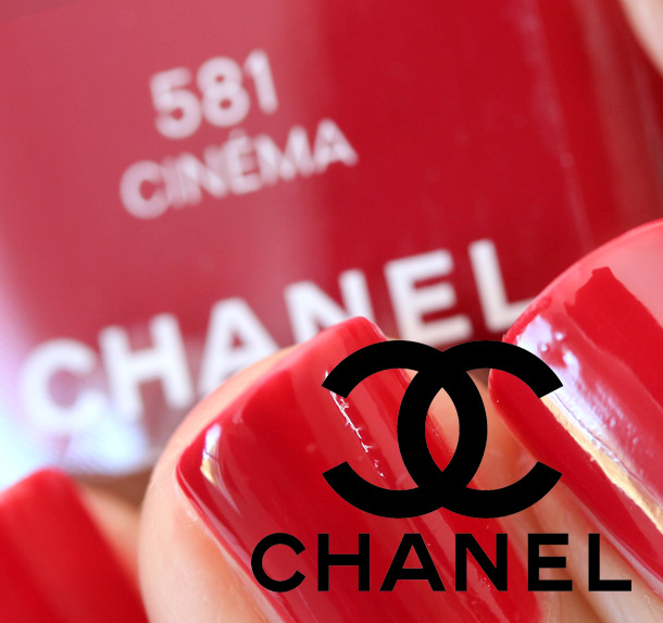 Chanel Cinema Nail Polish