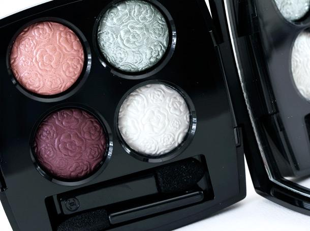 Chanel Les Delices de Chanel Ombres Fleuries Quadra Eye Shadow