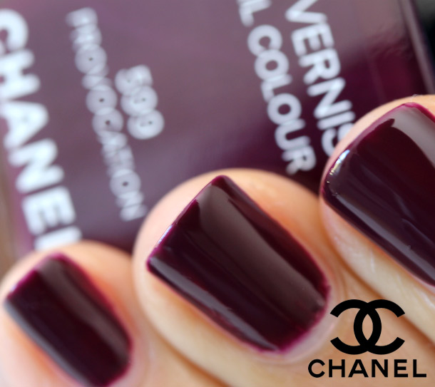 Chanel Provocation Swatch