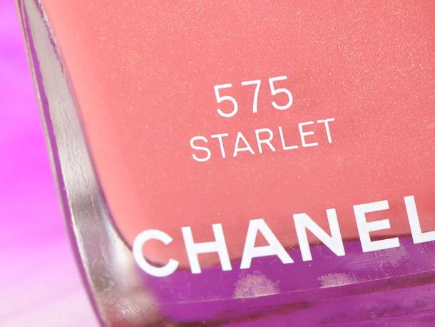 Chanel Starlet Le Vernis
