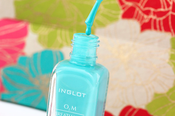 Inglot O2M Nail Lacquer in 687