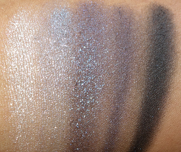 MAC Bleuluxe Swatch